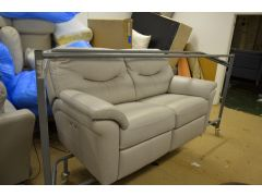 Half Price G Plan Washington Leather Recliner Sofas Lancashire