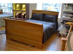 Lyon High End Bed Frame King Size