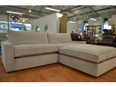 Westbury Large Chaise Sofa with Storage