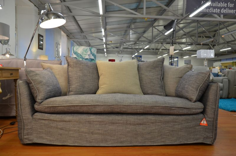 Tailor Maxi Loose Cover Sofa ex display sofas lancashire