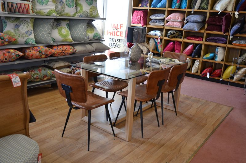 designer furniture Ribble Valley just off the A59 ex display furniture clearance outlet warehouse for famous British brands
