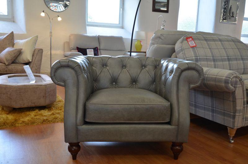 chesterfield armchair Clitheroe