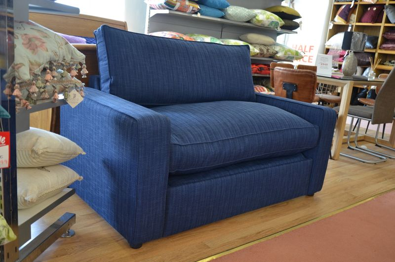 ex display sofa bed Chopin clearance outlet sofa shop Lancashire