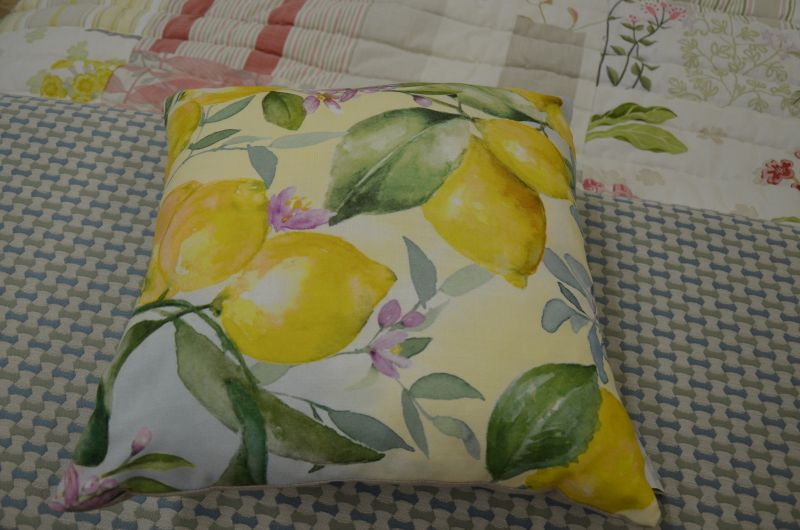 lemon cushions designer cushions interiors outlet Clitheroe Ribble Valley