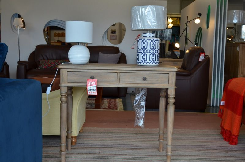 Half Price Dalton Console Table from Libra in Lancashire