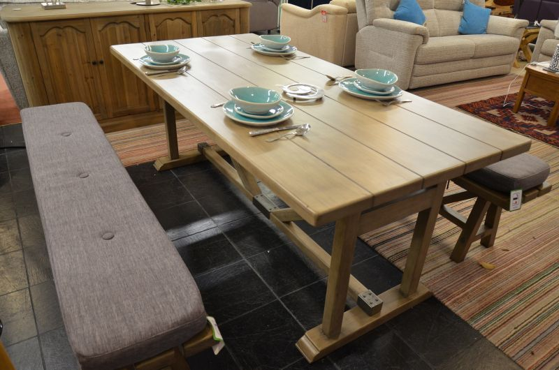 Half Price Willis and Gambier Clearance Dining Tables