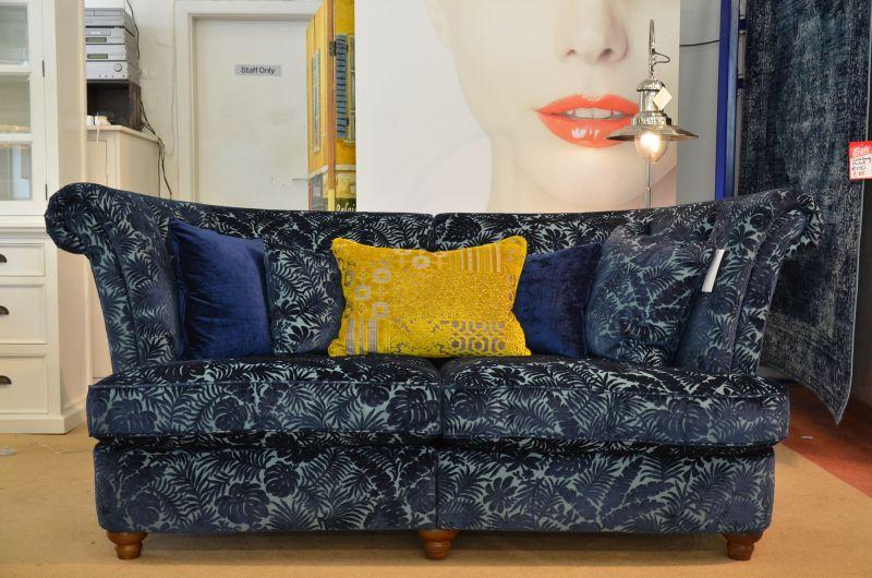 Etienne Split 2 Seater Sofa half price sample sale