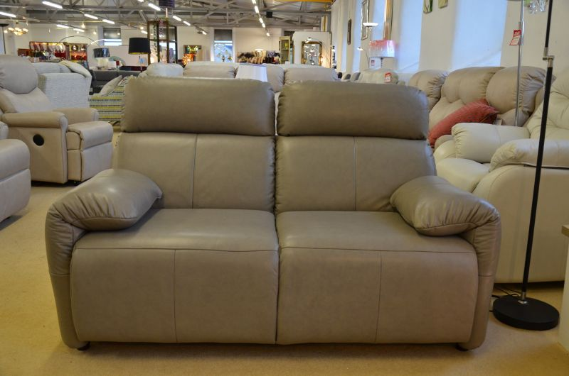 G Plan Wrap 2 Seater Sofa Leather