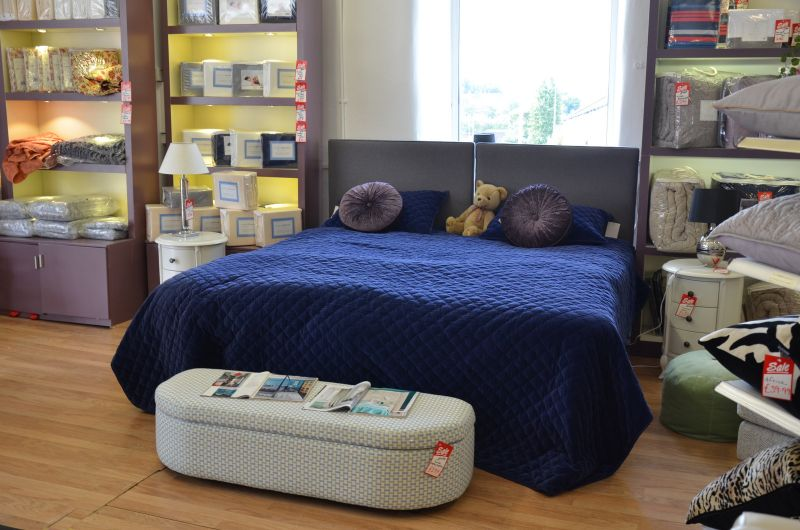 half price Super King Zip and Link mattress & bed Set in Lancashire