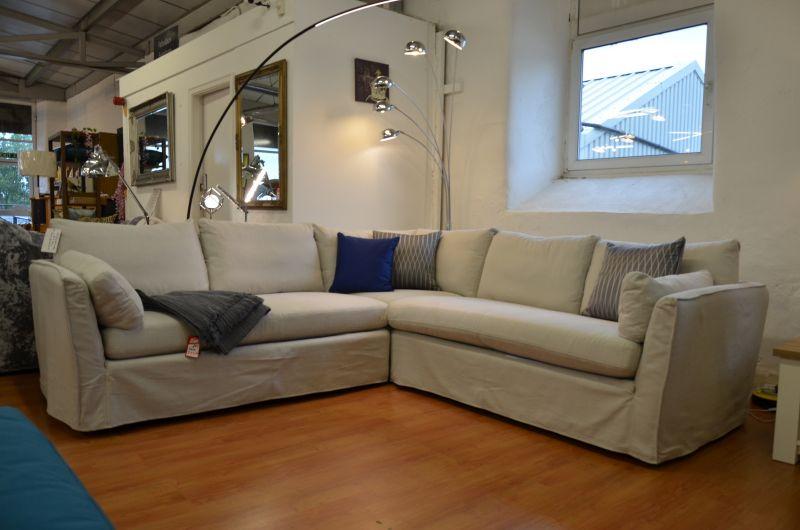 designer fabric corner sofas half price sale in lancashire