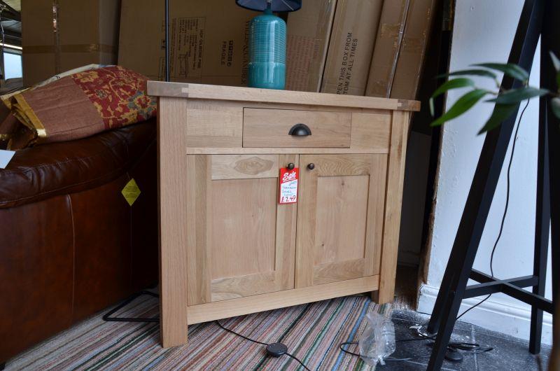Ex display corner cabinet Willis & Gambier