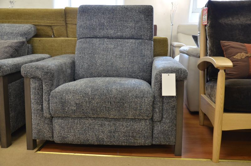 Cintique Porto Recliner Chair Ex Display half Price Sale Lancashire