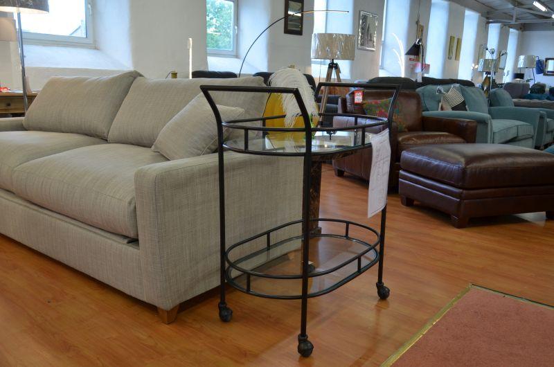 designer drinks trolley Clitheroe discount furniture