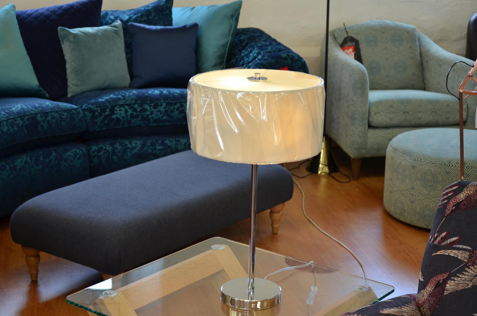 half price designer table lamps in lancashire