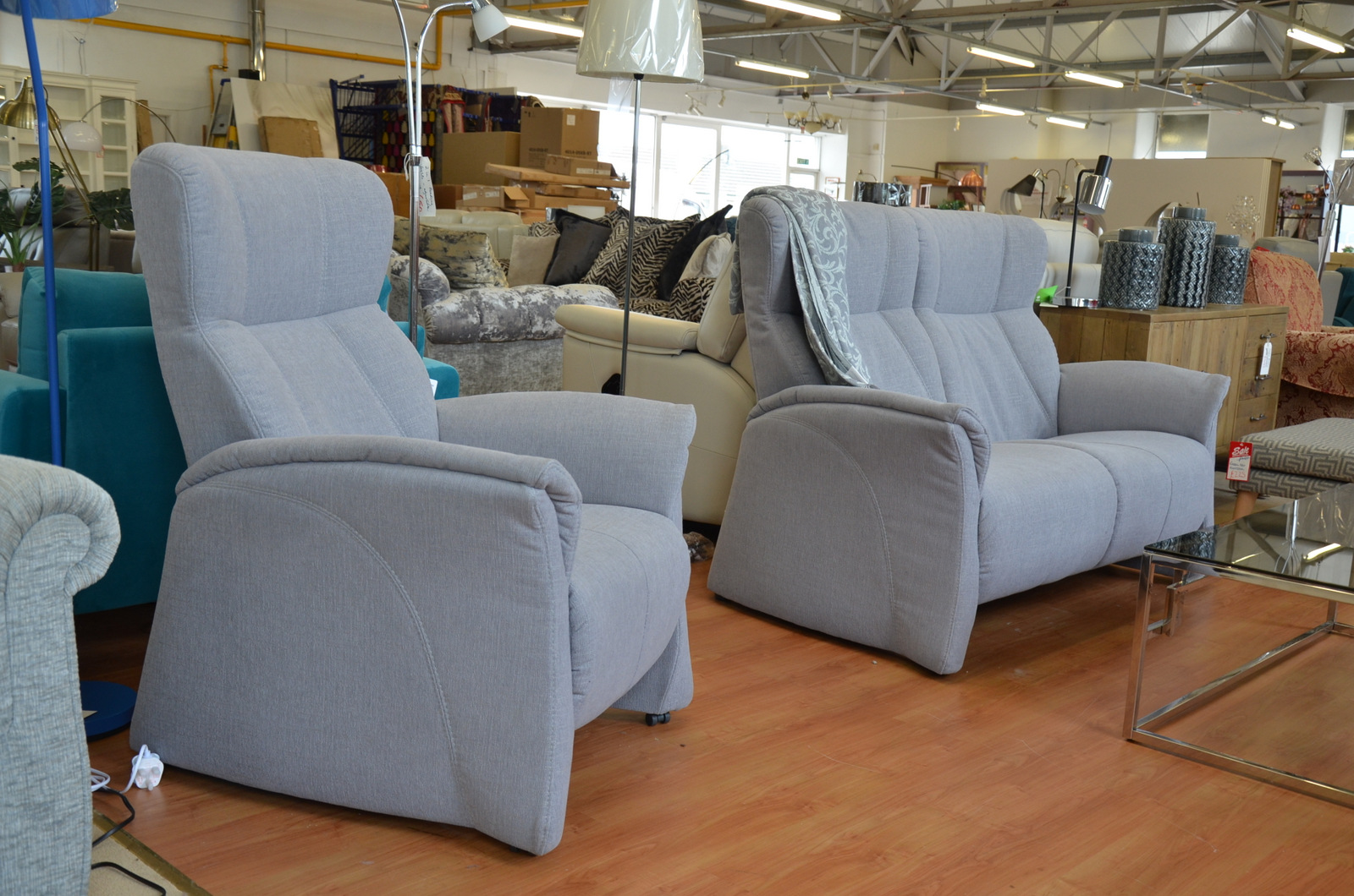 ex display sofas from Himolla