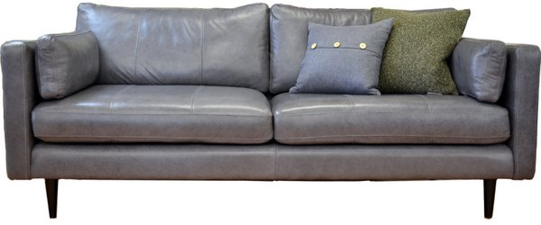 Stunning leather sofas at Worthington Brougham Furniture in Lancashire