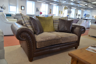 ex display sofas at discount prices in Lancashire