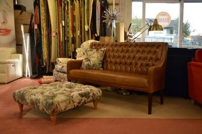 ex display westbridge sofas half price in lancashire