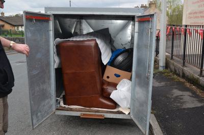 save even more money on ex display sofas when you collect in person