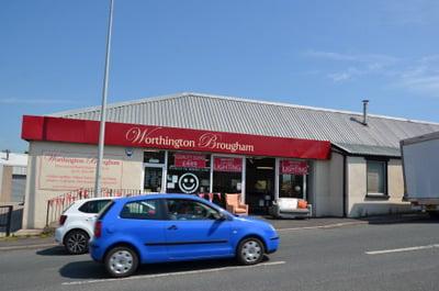 ex display sofa showroom in lancashire