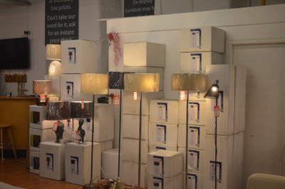 cut price lighting in lancashire from wb