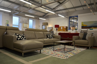 designer leather sofas from Italy discount sofa outlet store Lancashire