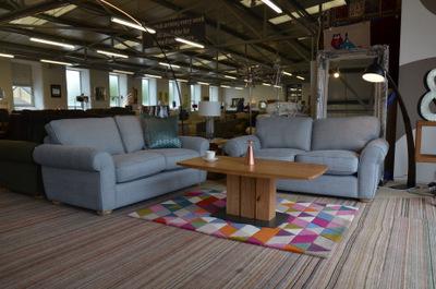 ex display john lewis sofas half price in lancashire