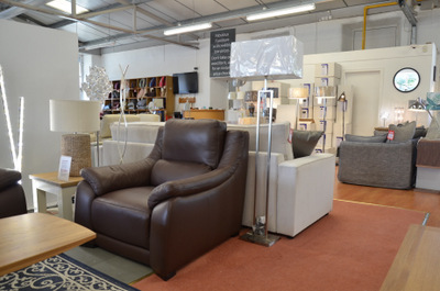 Italia Living sofas, armchairs and suites at half the usual price