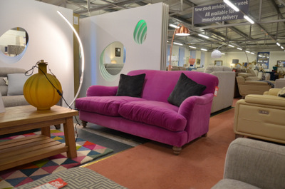 G Plan Clearance Outlet Ex display sofas from Lancashire warehouse
