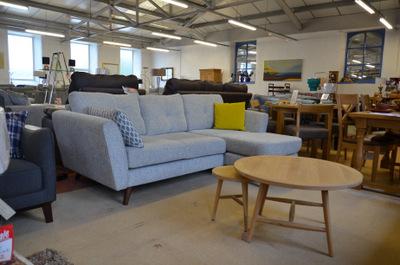 ex display sofa