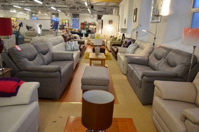 ex display Marks and Spencers sofas at discount prices