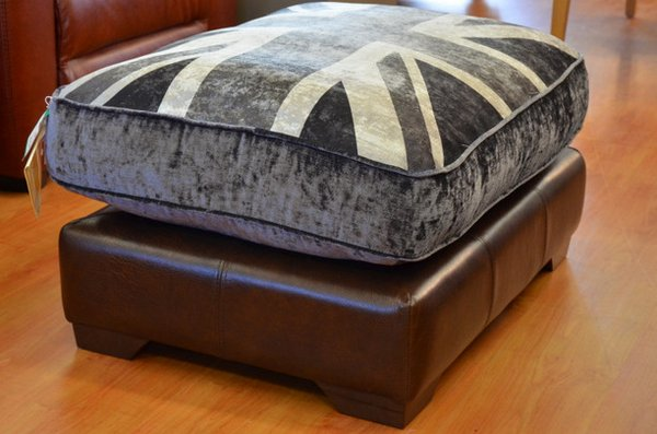 Inexpensive footstools from WBFurniture