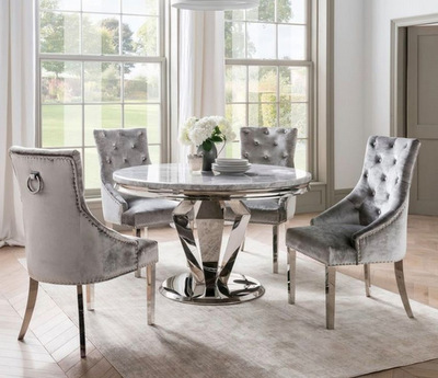 image of Vida dining set imported from China